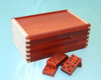 Double 6 Dominoes Set - 28 pieces
