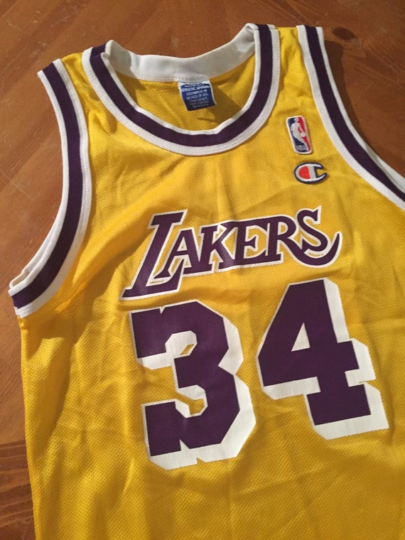 Shaquille jerseys Etsy