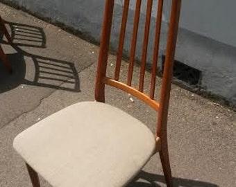 1970's Danish Dining Chair. Retro / Mid Century / Antique Furniture