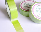 Washi tape Ombré Green 15mm x 10m