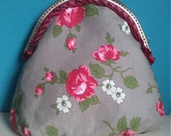 Bag of flowers.