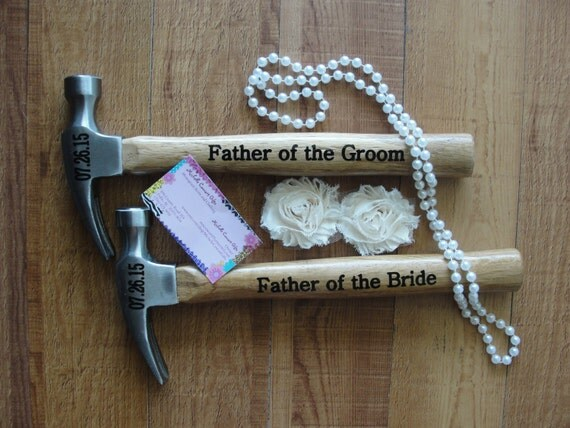 Wedding Gift Hammer : ... Gift- Personalized Hammer - Fathers Day Hammer - Wedding Gift