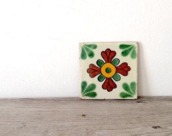 """4"""" x 4"""" terracotta tile"""