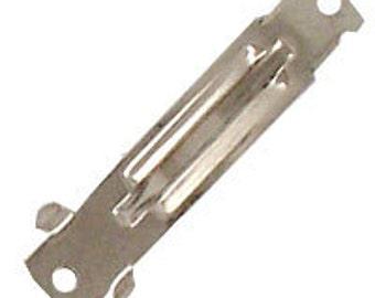 4cm Barrette Hair Clip (144pcs)