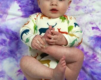 MBJM Baby Bundle: Harem Romper and Pick n Mix T-Shirt (Prem./Small Newborn up to Age 4) sewing patterns