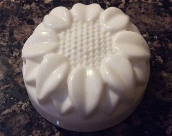 Shea Butter with Dessicated Coconut Soap Bar 5 Ounces