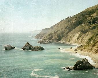 California Photography, Beach Photography, California Coast, Beach, Pacific Ocean, Landscape, Nature, Home Decor, Fine Art Print, Wall Art