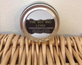 The Boy Who Lived: Small Candle