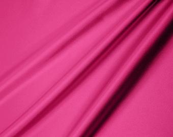 Silky Satin Solid Fuchsia 397 Shannon Fabrics