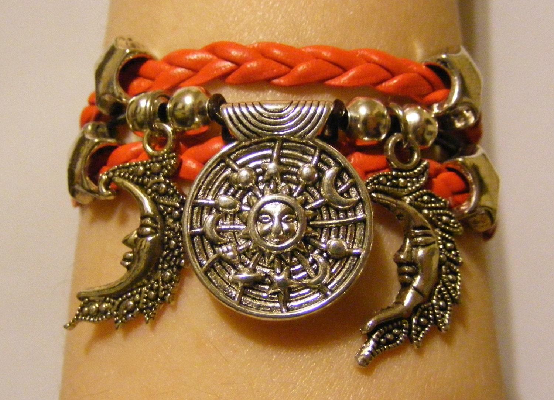 sun moon and bracelet sun moon and by