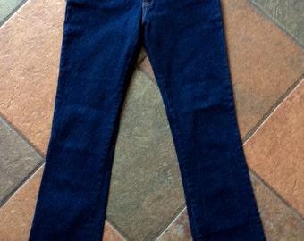 Vintage Dark blue bootcut jeans