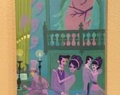 Haunted Mansion - Dancing Hall