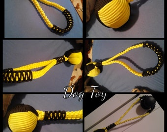 Paracord Dog Toy
