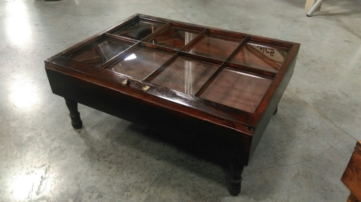 On Sale Shadow Box Window Coffee Table Shadow Box Coffee