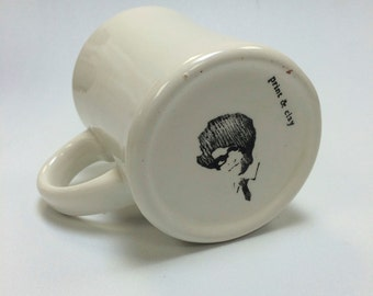 Maurice Moss IT Crowd funny ceramic mug