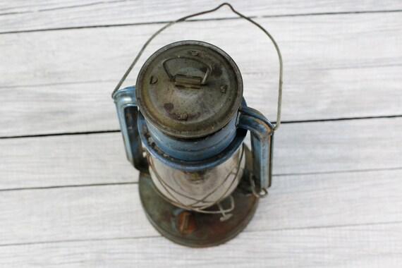 Lampada ad olio tedesco vintage / antichi rari di thevintageeurope