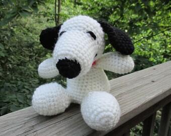 Snoopy Plushie