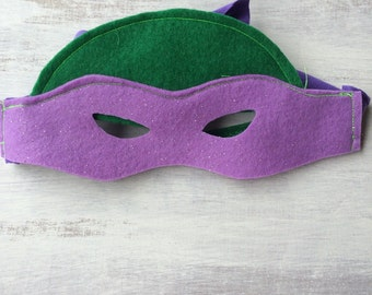 Teen Age Mutant Ninja Turtle Mask