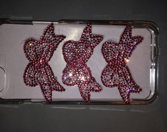 Bling Bow Cellphone Case