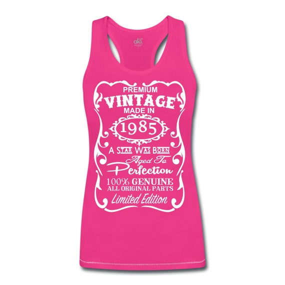 30th Birthday Gift Ideas For Women Unique Tank Top