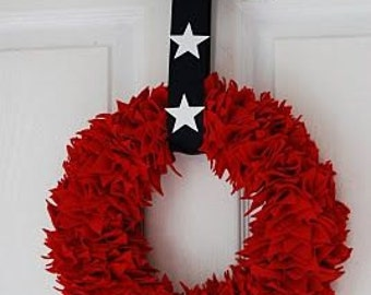 Holiday Wreath (4th of July)