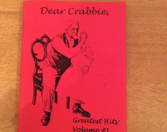 Dear Crabbie advice column zine