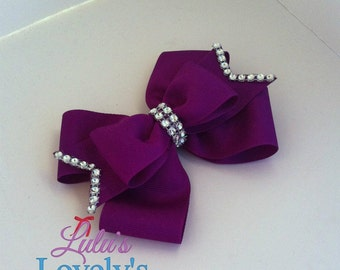 Simple Bow with Bling