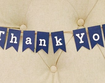 Mini Thank You Banner