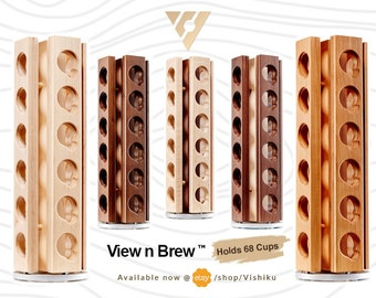 Vishiku View n Brew Nespresso Pod Holder