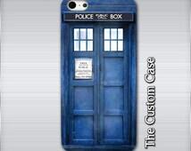 Tardis Iphone Case, Dr Who Phone Case, Tardis Samsung Case, Police Box Phone Case, Iphone 4/5/5c/6/6+/6s, Galaxy S3/S4/S5/S6/S6 Edge/6Edge+