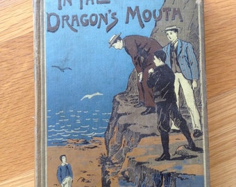Vintage book 'In The Dragons Mouth' by Mary Macleod.
