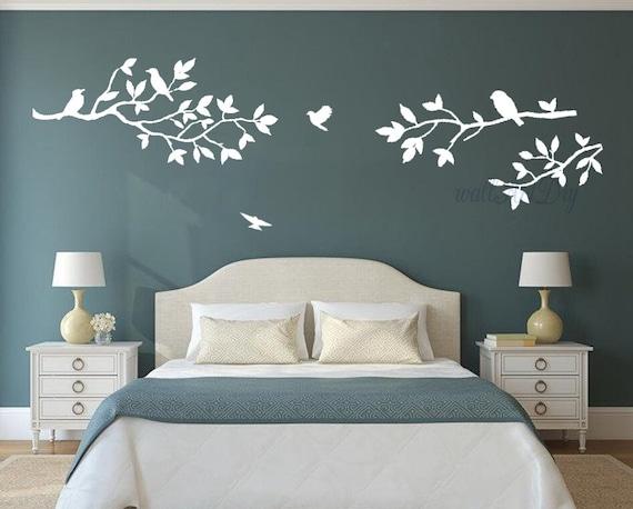 Stencil per pareti camera da letto stencil per la cucina - Stencil camera da letto ...