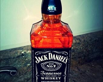 Whiskey Liquor Bottle Soap/Lotion Stainless Steel Pump/Dispenser