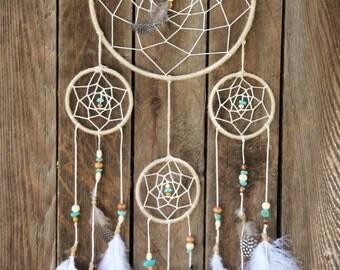 Triple Native Dreamcatcher