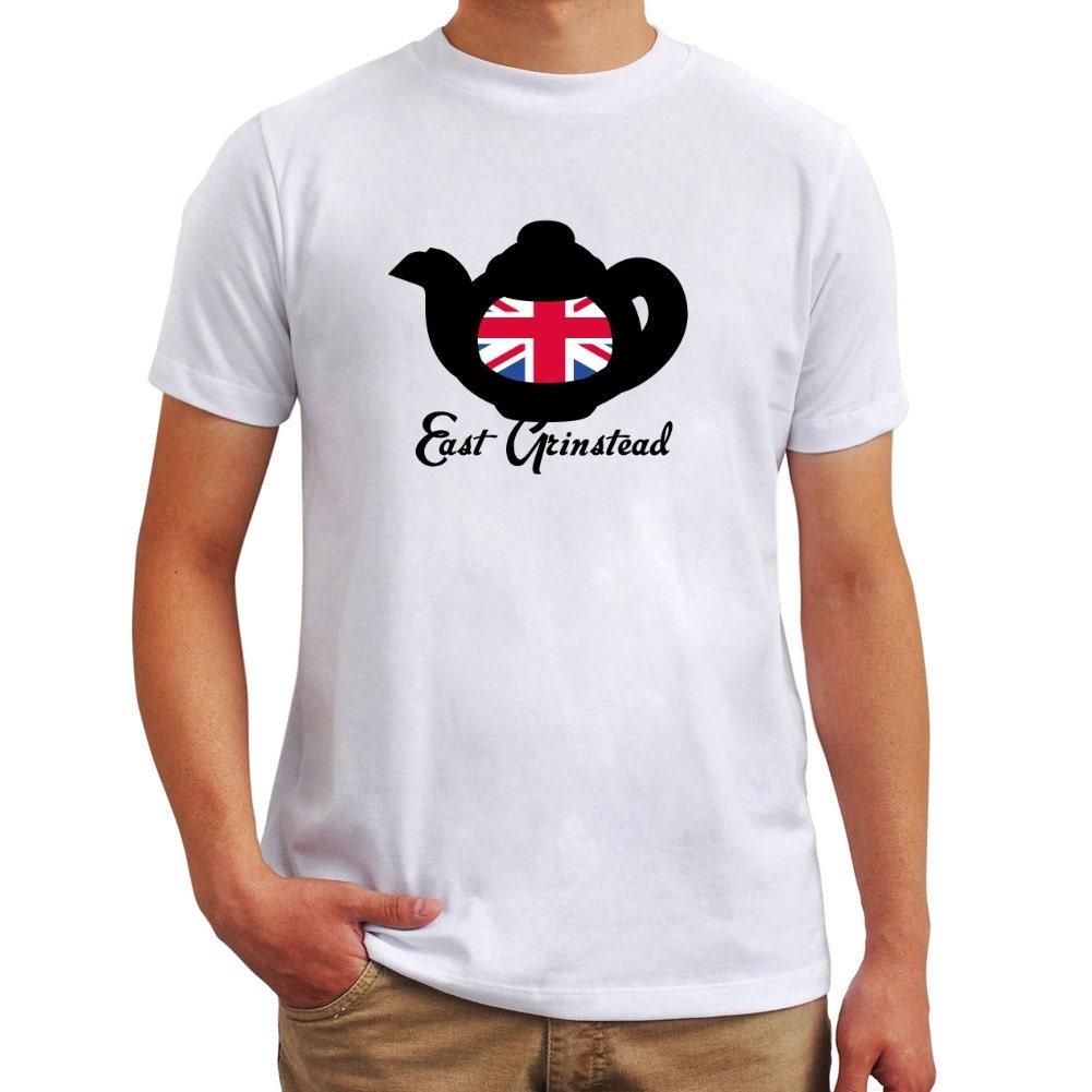 East Grinstead United Kingdom  city photos : East grinstead United Kingdom teapot T Shirt by Eddany on Etsy