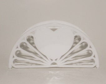 Set of 6 Napkin holders- Heart Design