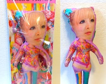 Kayary Pamyu Pamyu Doll Stuffed Star toy Custom doll Handmade