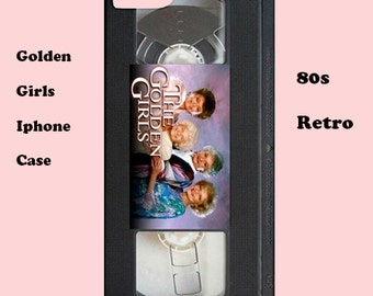 Golden Girls iphone case, iphone case, iphone case,80's, cover, retro, iphone 6, iphone 5, cover, iphone 6 plus, iphone 4