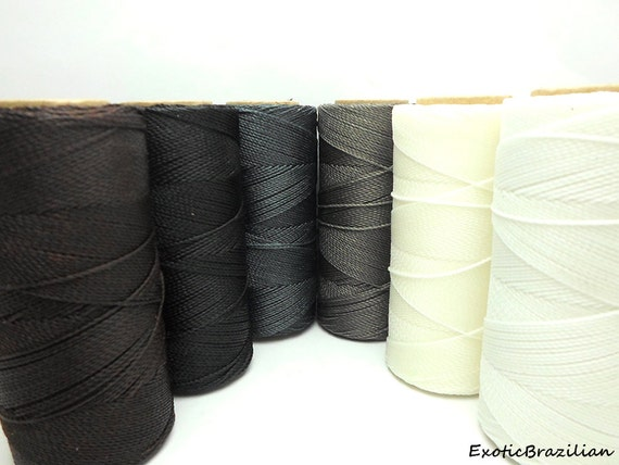 macrame supplies macrame supplies set of 6 colours waxed polyester cord 9860