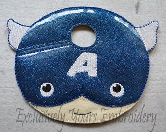 Captain Superhero Doorhanger