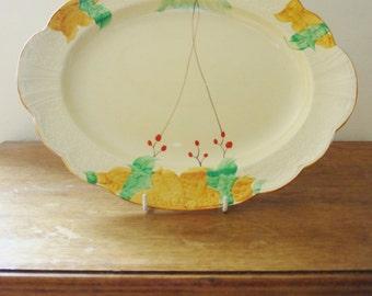 Art Deco / Nouveau  Serving Plate