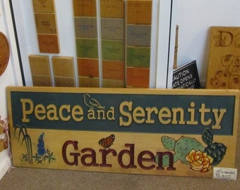 Peace and Serenity Garden