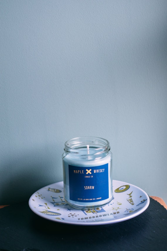 Soarin - 12oz Jar - Disney Scented Candle