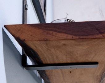 Angle steel angle wall bracket, brackets