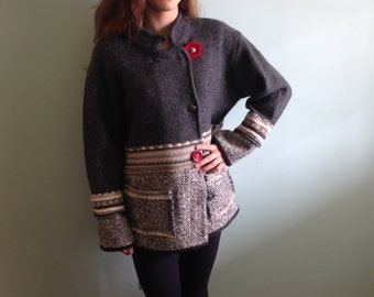 Felted Wool Jacket