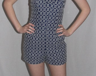 Vintage 1950's Jantzen swimsuit or play suit like brand new! Ready for summer!