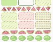 KT502 - Watermelon Stickers