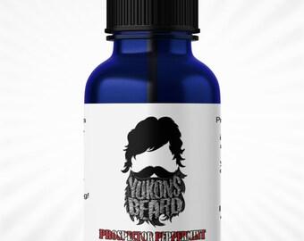 Prospector Peppermint Beard Oil - Gifts For Men
