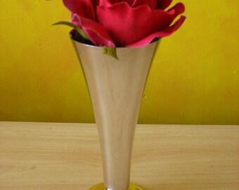 Silverplated Bud Vase.