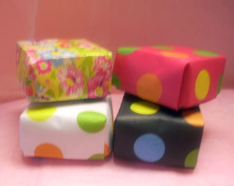 Mini Origami Boxes (set of six)